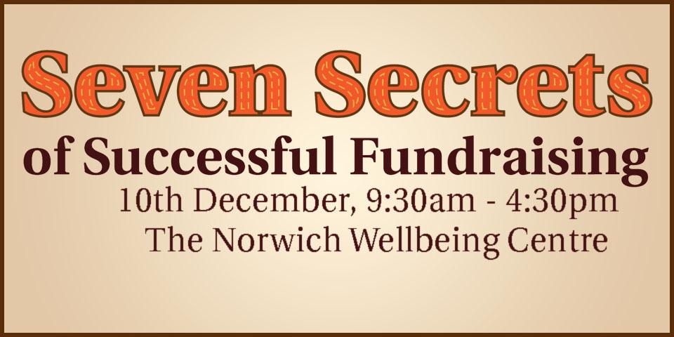 Seven Secrets of Successful Fundraising