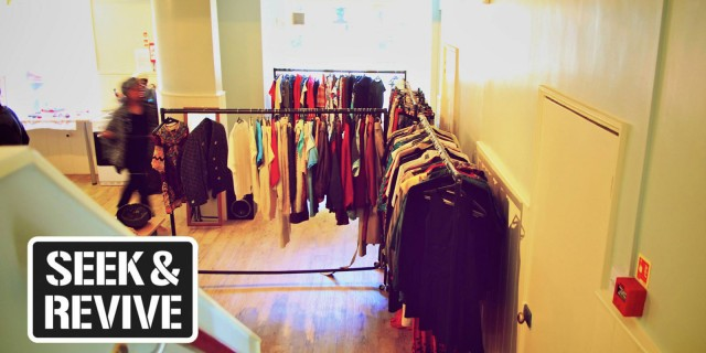 Vintage Clothing Sale