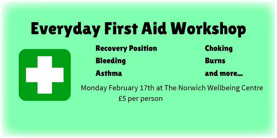 Everyday First Aid Workshop
