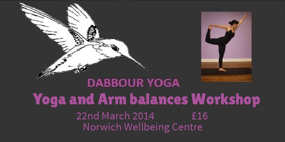 Dabbour Yoga - Yoga and Arm Balances