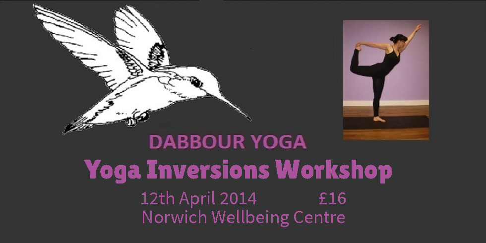 Dabbour Yoga - Inversions Workshop