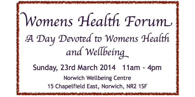 Womens Health Forum