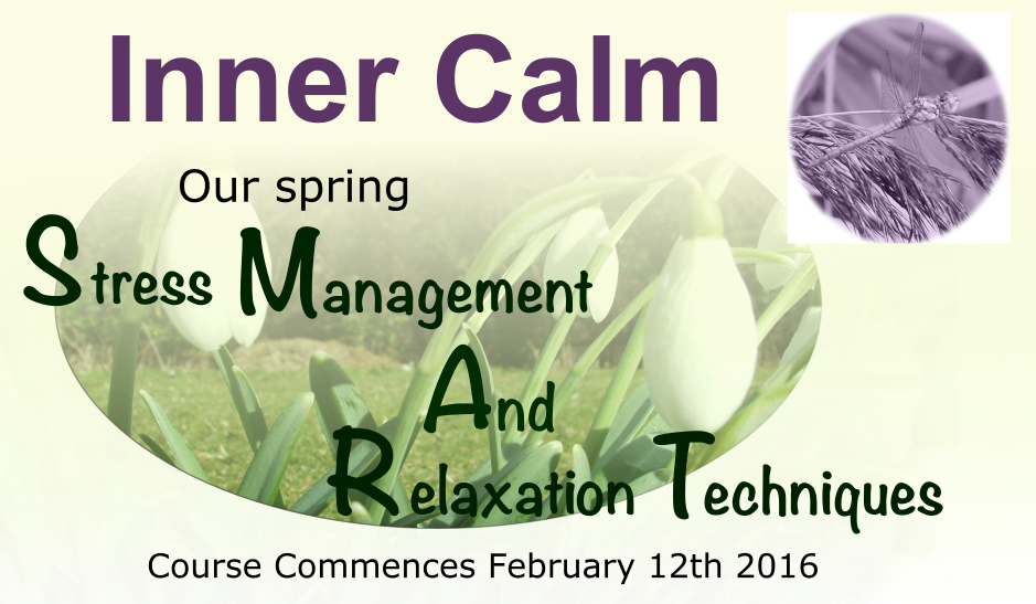 Stress Management and Relaxation Techniques Spring Course
