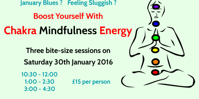 Chakra Mindfulness Energy