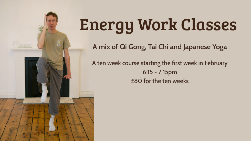 Energy Work Classes February 2016