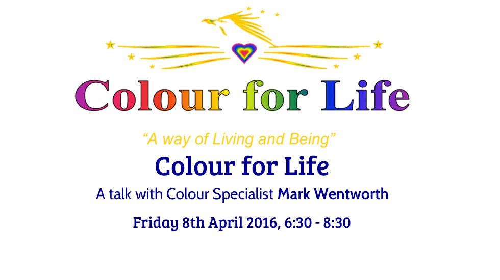 Colour for Life Talk