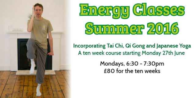 Energy Classes June 2016