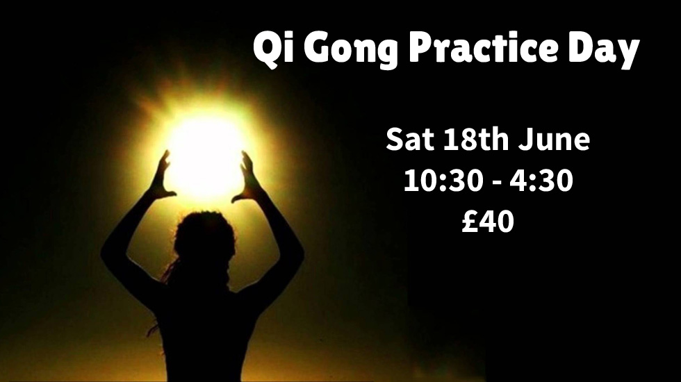 Qi Gong Practice Day
