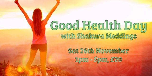 Good Health Day November 2016