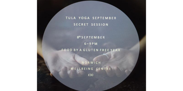 Tula Yoga September Secret Session