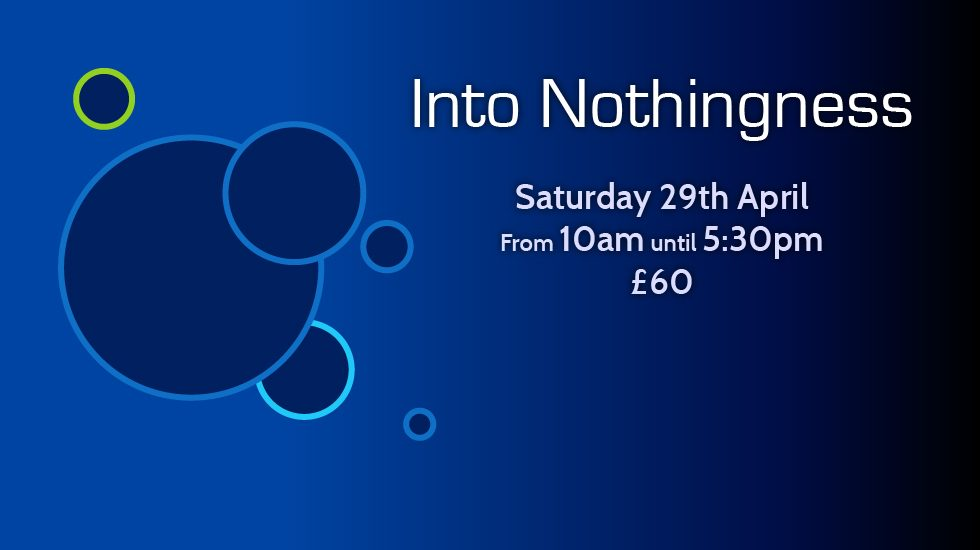 Into Nothingness event