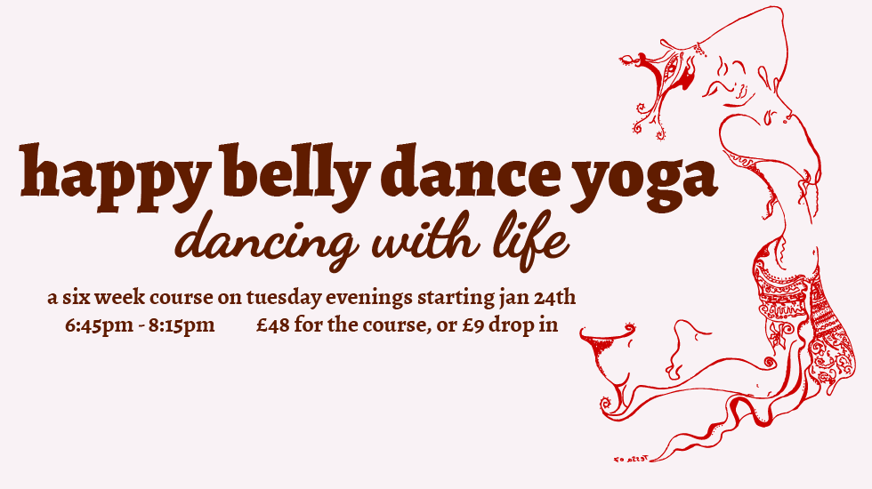 happy belly dance yoga jan 2017