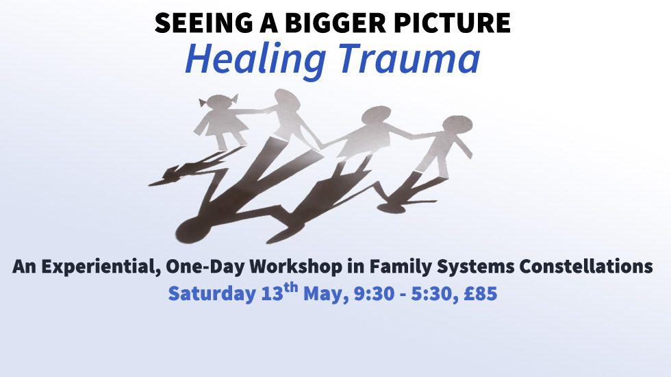 Healing Trauma 2017 May