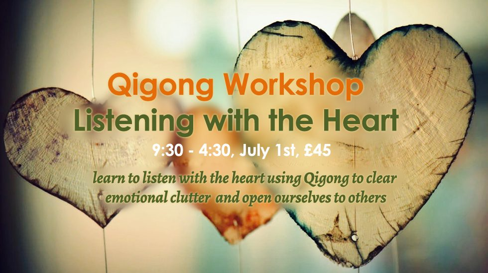 Qigong workshop 2017 July