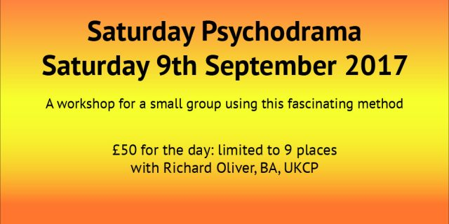 Saturday Psychodrama