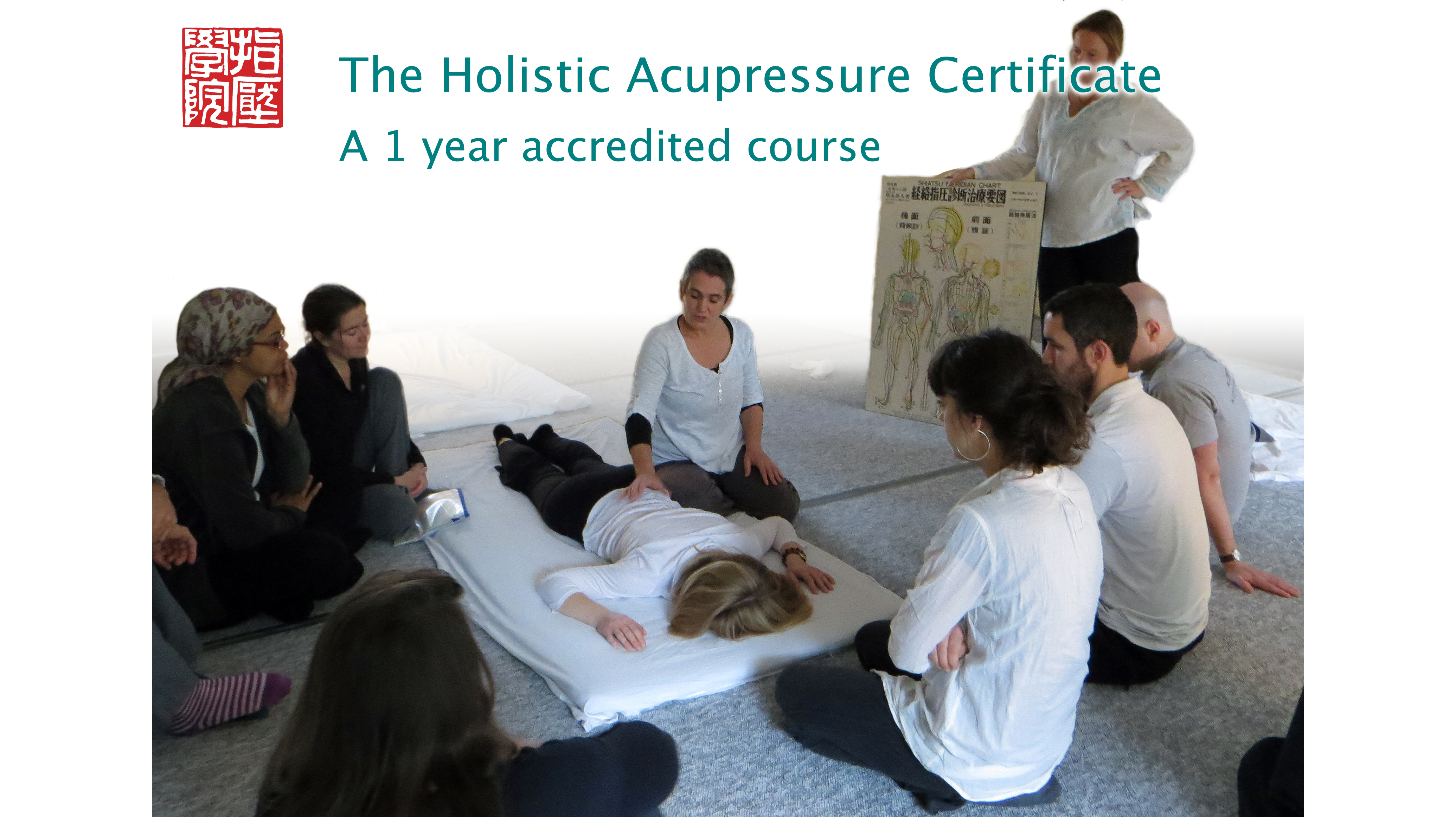 Holistic Acupressure Certificate | Norwich Wellbeing Centre