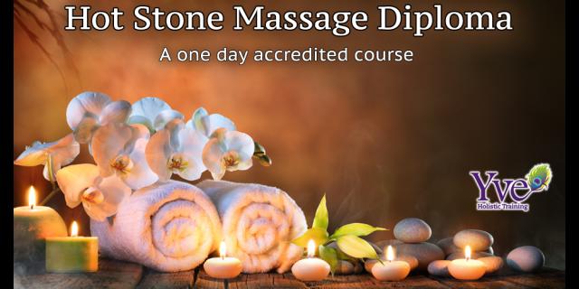 Hot stone massage Course