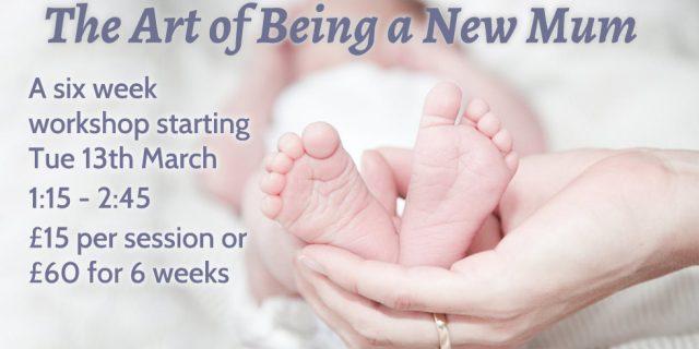 The Art f Being a New Mum