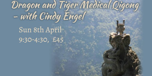 Dragon and Tiger Medical Qigong 2018 April