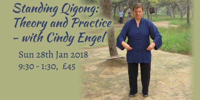 Standing Qi Gong 2017 Jan