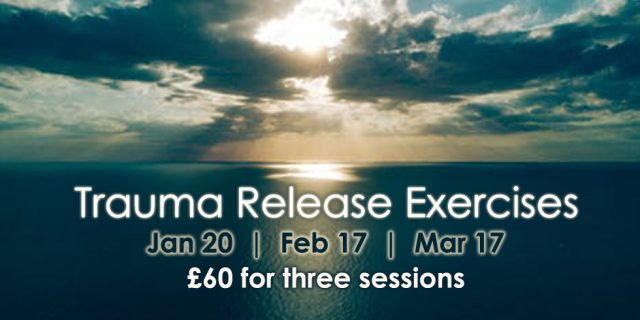 Trauma Release Exercise 2018 Jan