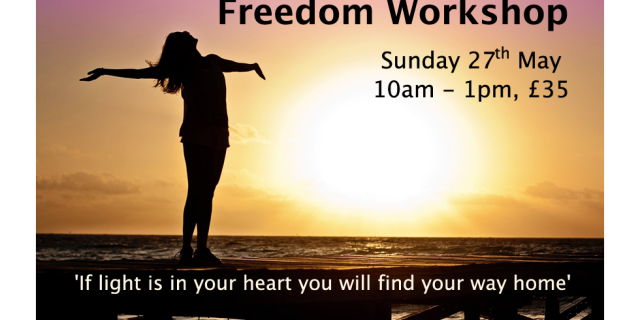 Freedom Workshop 2018-05