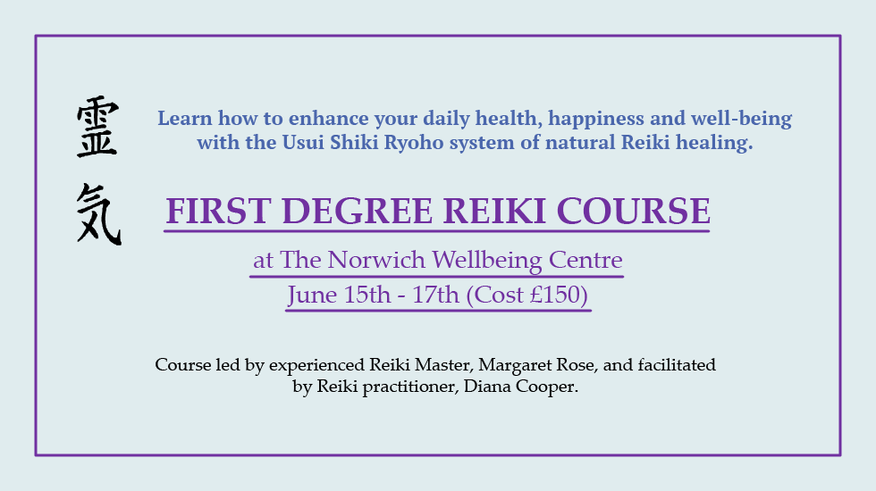 Reiki One Course 2018-06
