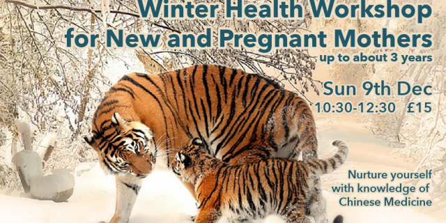 Winter Health Workshop Winter 2018