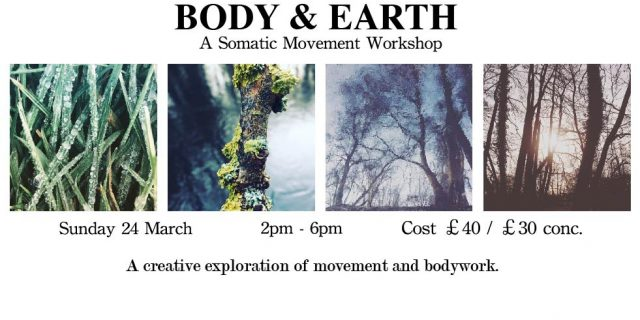 Somatic Movement Therapy Workshop